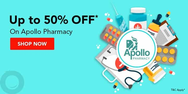 Use Apollo Pharmacy Coupon and save up to 50% on Babycare Picks