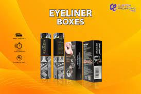 Tips For How to Get Elegant Custom Eyeliner Boxes