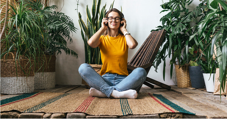 The importance of lifestyle changes for stress reduction
