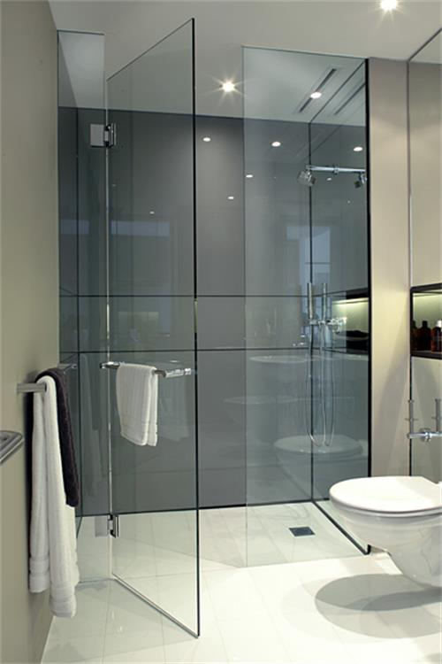 Why Should Interior Decorators Pick Shower Doors Glass in Any Bathroom?