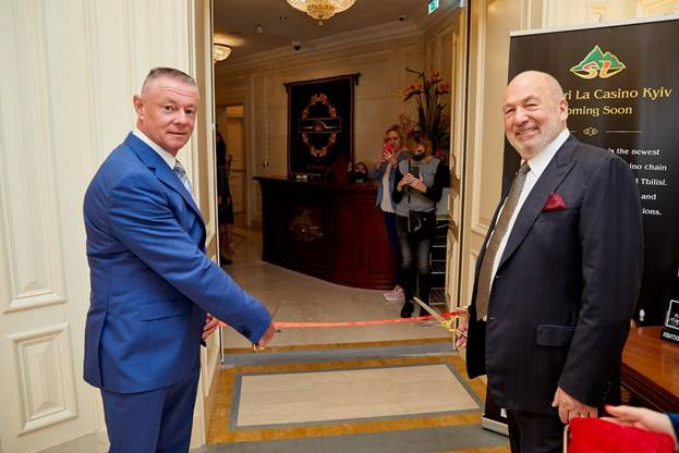 The new casino in the center of Kyiv hosts very generous draws